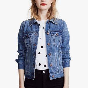 Madewell The Jean Jacket denim size XS